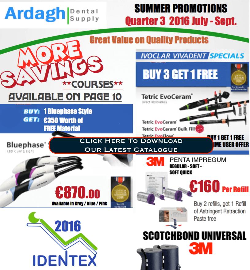 ardagh dental summer promotions